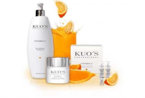 Vitamin C tretman lica